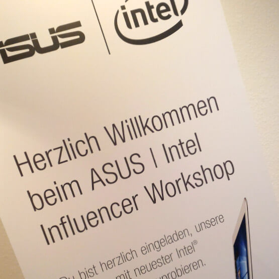 Influencer Workshops als Maßnahme, um Beziehungen zwischen Marke und Influencern aufzubauen.