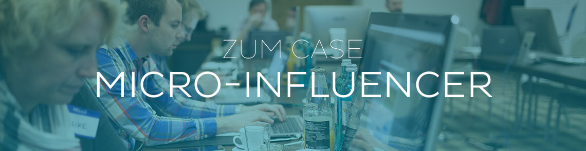 Zum Case Micro-Influencer